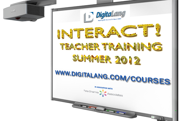 Interact! Summer Courses 2012