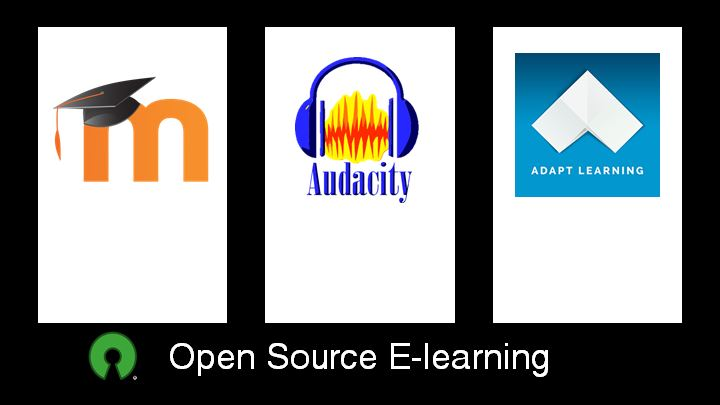 Open Source E-Learning Tools